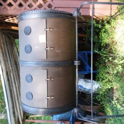 Double Composter 2