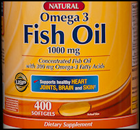 Omega 3 fish oil found hazardous and ineffective gig for Fish oil prostate cancer